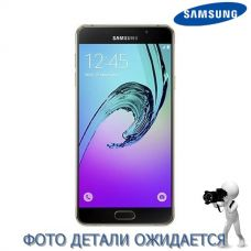 Кнопка Home Samsung A710 Galaxy A7 2016 Gold