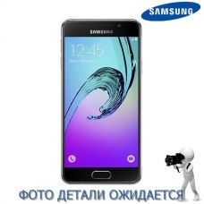 Основа корпуса (рамка) Samsung A310 Galaxy A3 2016 Black