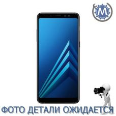 Средняя часть корпуса Samsung A8+ Plus 2018 Black, GH97-21282A, совм.: A730