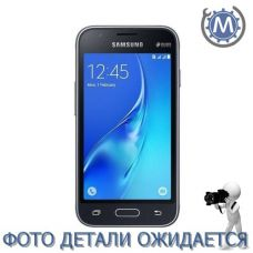 Сенсор Samsung J1 Mini 2016 Black, GH96-09616B, совм.: J105