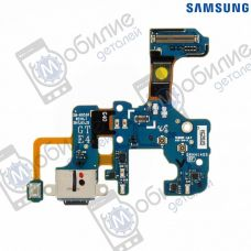 Плата с usb разъемом Samsung Galaxy Note 8, GH97-21067A