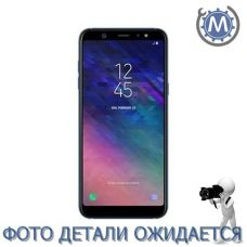 Средняя часть корпуса Samsung A6+ Plus 2018 Blue, GH82-16497C, совм.: A605