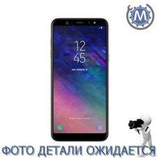 Средняя часть корпуса Samsung A6+ Plus 2018 Gold, GH82-16497D, совм.: A605