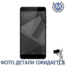 Слот sim лоток Xiaomi Redmi Note 4X Black/черный
