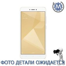 Слот sim лоток Xiaomi Redmi Note 4X Gold/золотой