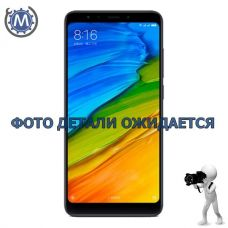 Крышка Xiaomi Redmi 5 Black панель задняя - оригинал