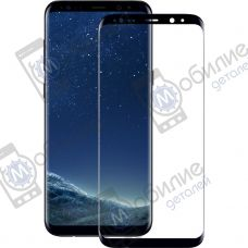 Защитное стекло Samsung S8 (G950) Black Full Screen