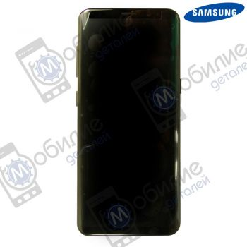 Дисплей Samsung S8 (модуль экран + тачскрин) G950 Black, GH97-20457A