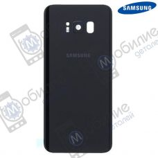 Крышка задняя Samsung S8 Plus Galaxy G955 Black, GH82-14038A