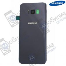Крышка задняя Samsung S8 Plus Galaxy G955 Orchid Gray, GH82-14038C
