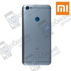 Крышка Xiaomi Redmi Note 5A Prime Gray/серая