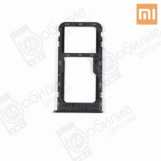 Слот sim лоток Xiaomi Redmi 5 Black - оригинал